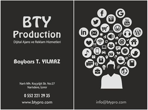 BTY Production İletişim